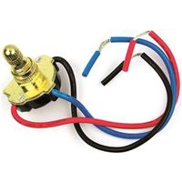 Jandorf 61215 3-Way Double Circuit Rotary Switch