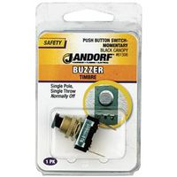 Jandorf 61306 Double Circuit Push Button Switch