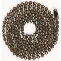 Jandorf 60352 Beaded Chain With NO 6 Connector