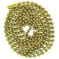 Jandorf 94993 Beaded Chain With NO 6 Connector
