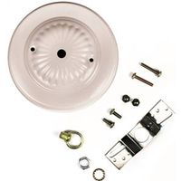 Jandorf 60217 Ceiling Canopy Kit