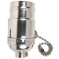 Jandorf 60405 3-Way Pull Chain Lamp Socket