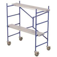 Werner PS-48 Portable Rolling Scaffold