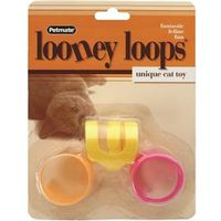 Aspen Pet 26333 Looney Loops Cat Toys
