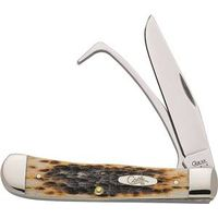 Case Equestrian'S Folding Pocket Knife 4-1/8 in Closed L