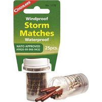 Coghlan'S 1170 Waterproof Storm Matches Tub