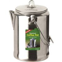 COFFE POT CAMP ALUMINUM 9 CUPS