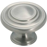 Amerock Inspirations BP1586G10 3-Ring Round Cabinet Knob