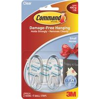 Command 17092CLR Small Designer hook