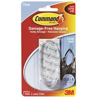 Command 17093CLR Large Strip Hook
