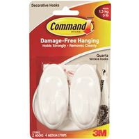 Command 17086Q Medium Terrace Hook