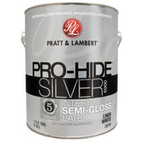 PAINT INTR SEMIGLO LINWHT 1GAL