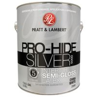 PAINT SEMI GLO CHINA WHT 1GAL