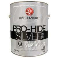 PAINT INTR SEMIGLO PROWHT 1GAL