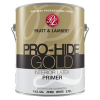 PRIMER INTERIOR LATEX WHT 1GAL
