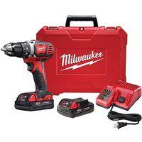 Milwaukee M18 Cordless Drill/Driver Kit