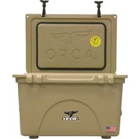 COOLER 40 QUART TAN INSULATED