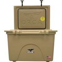 COOLER 58 QUART TAN INSULATED