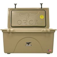 COOLER 75 QUART TAN INSULATED