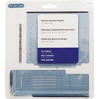 Amerock TMPMULTI Cabinet Door and Drawer Template