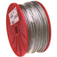 Campbell 700-0327 Flexible Uncoated Aircraft Cable