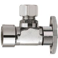 Plumb Pak PP51-1PCLF 1/4 Turn Angle Shut-Off Valve