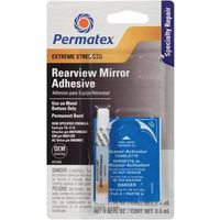 ITW Permatex 81840 Extreme Rearview Mirror Adhesives