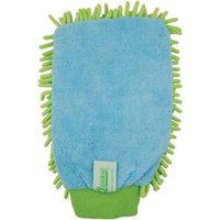 MITT CLEANING MICROFIBER GREEN