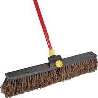 PUSHBROOM ROUGH SWEEP 24IN