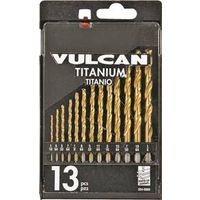 Vulcan 211560OR Drill Bit Set