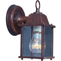 Boston Harbor AL1037-RB3L Lantern Porch Light Fixture
