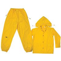 Climate Gear R1022X 3-Piece Rain Suit