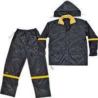 Climate Gear R103X 3-Piece Reflective Rain Suit