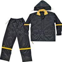 Climate Gear R1032X 3-Piece Reflective Rain Suit