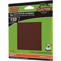 Gator 4073 Stick-On Resin Bonded Power Sanding Sheet