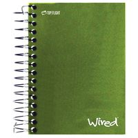 Top Flight 43001 Wirebound Note Book
