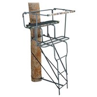 TREE LADDER STAND 2-MAN 500 LB