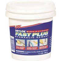 Drylok Fast Plug 00919 Hydraulic Cement