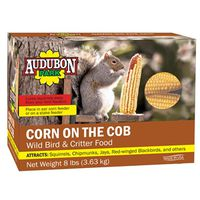FOOD BIRD/CRIT CORN EAR 8LB