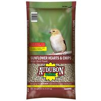 FOOD BIRD SNFL HEART/CHIP 10LB