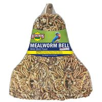 FOOD BIRD BELL RTU MLWORM 12OZ