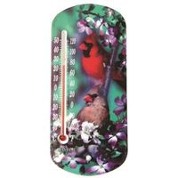 THERMOMETER OUTDR SUCTN CUP 8""