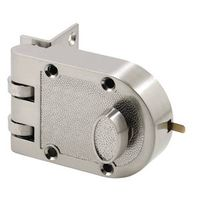 Prime-Line U 10817 Jimmy Proof Single Cylinder Deadlock