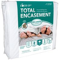 Lock-Up 80 Double Reinforced Corner Twin Size Box Spring Encasement