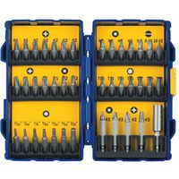 BIT SCREWDRIVER SET 40PC