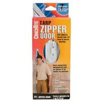 TARP DOOR ZIPPER 7FT
