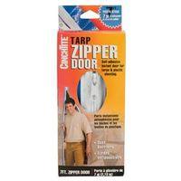 TARP DOOR ZIPPER 7FT