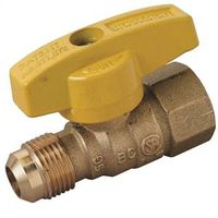 Brass Craft PSSD-41 Quarter Turn Gas Ball Valve