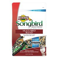 FOOD MULTI-BIRD BLEND 6CT 5LB