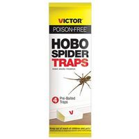 Woodstream M293 Pre-Baited Poison Free Hobo Spider Trap